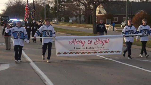 Merry & Bright: Livonia's holiday parade