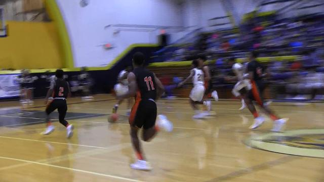 Jackson at Battle Creek Central highlights
