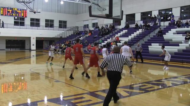 Highlights of Coldwater at Lakeview boys basketball opener