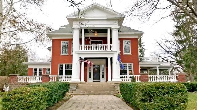 Tour this St. Johns mansion built in 1861