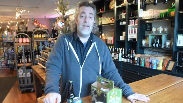 Looking to buy a gift for the craft beer geek on your list? Tim Costello, co-owner of 8 Degrees Plato in Ferndale, goes through building a custom 6-pack of Michigan brewed beers.