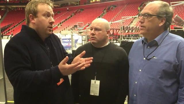 Lansing State Journal columnist Graham Couch and Detroit Free Press writers Chris Solari and Shawn Windsor break down the Spartans' 86-73 win over Oakland Saturday in Detroit.
