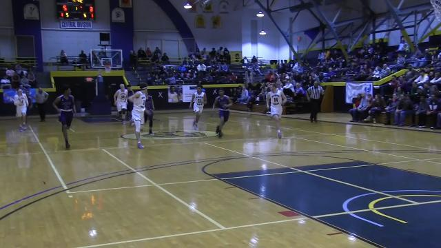 Highlights of Harper Creek vs. Lakeview boys basketball