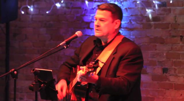 Kicking off the 2018 season of the Howell Opera House's Acoustic Cafe, WXYZ Detroit Channel 7 news anchor Stephen Clark performs some of his original songs.