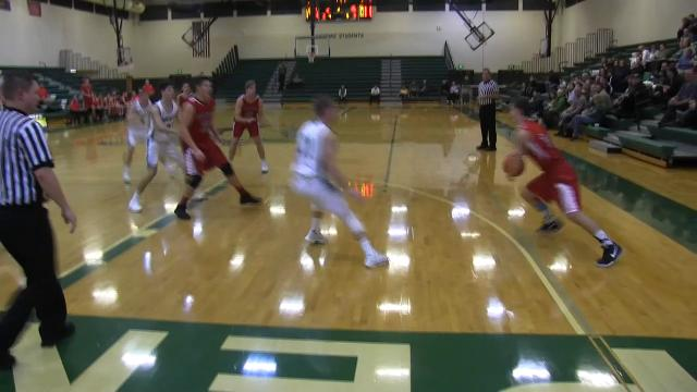 Battle Creek Enquirer video highlights of Coldwater at Pennfield boys basketball
