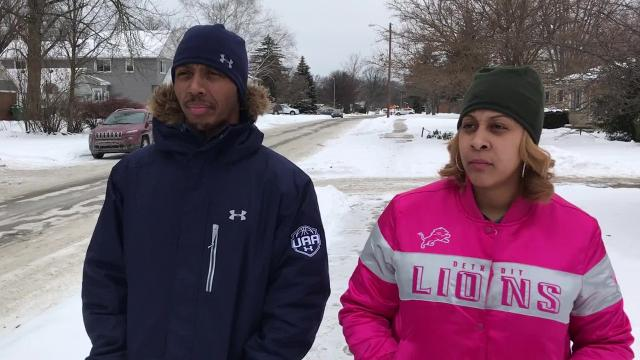 Despite a recent increase in reported hate crimes in Michigan, Jarvis and June Mitchell who together coach girls basketball at Wayne Memorial High School, have found their new neighborhood in Garden City very welcoming.