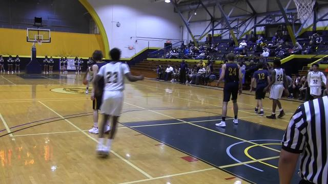 Boys/Girls Basketball highlights from Mattawan at BCC