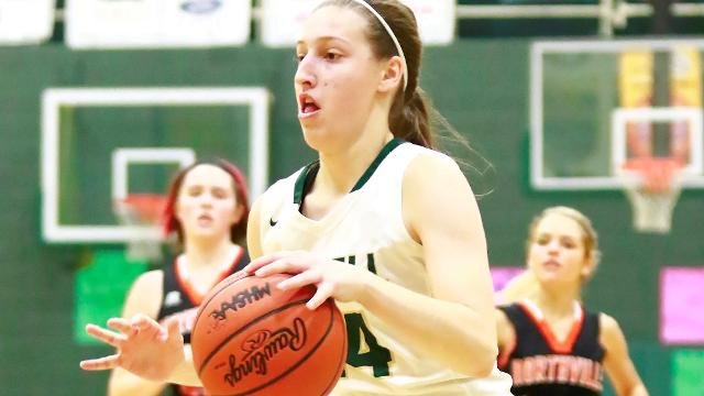 Highlights and interviews from Howell's 62-24 victory over Northville in girls' basketball.