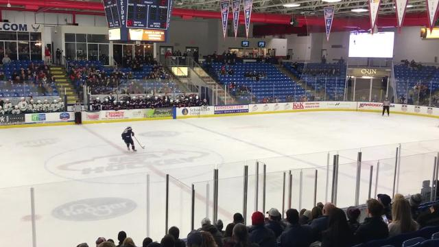 USA Hockey NTDP U18s 9, Sioux City Musketeers 2