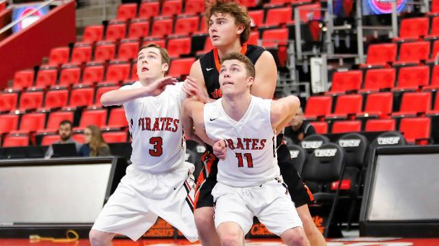 Watch Brighton vs. Pinckney basketball at Little Caesars Arena