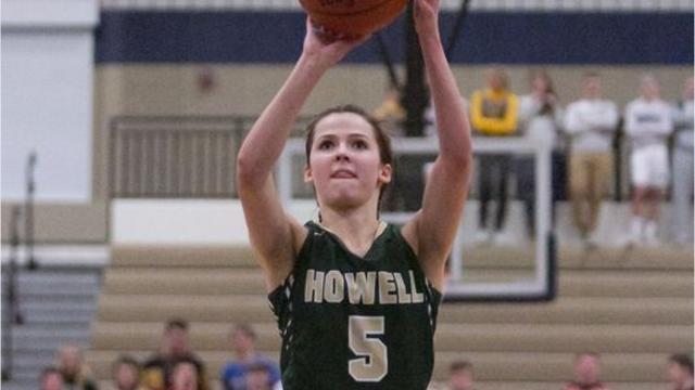 Midseason Top 5 girls basketball players in Livingston County