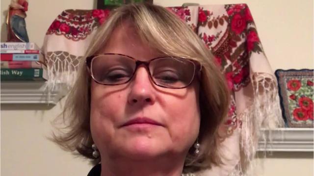 Teri Banas on women's suffrage centennial