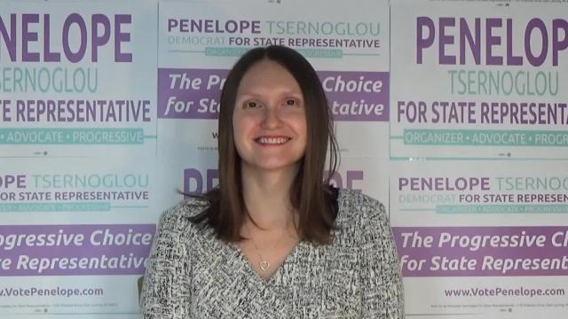 Penelope Tsernoglou on women's suffrage centennial