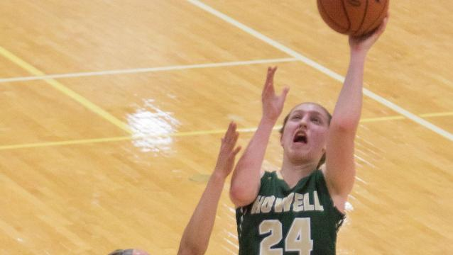 Howell at Brighton girls' basketball highlights, interviews