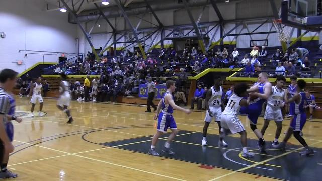 Highlights: Harper Creek gets first win ever at BCC Fieldhouse