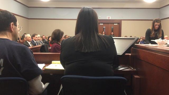 Women speak on final day of Nassar sentencing