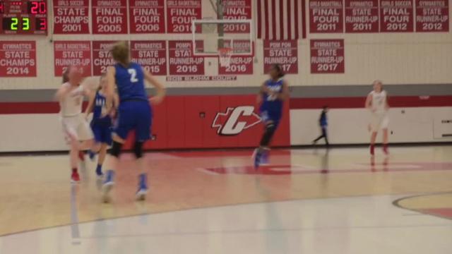 Canton vs Salem Hoops: Girls and Boys