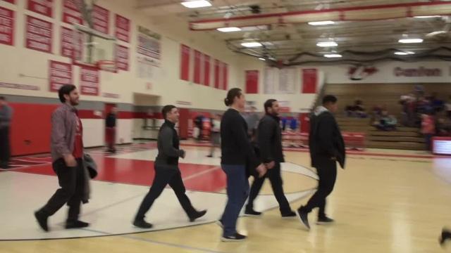 Canton High School athletics Hall of Fame 2018