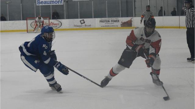 Hockey Showcase: Brother Rice 1, Notre Dame Academy 0