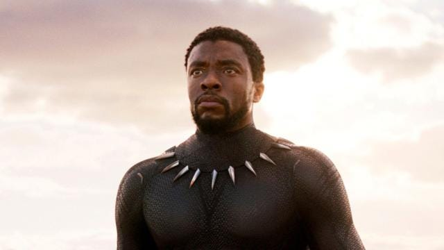 According to Box Office Pro, Marvel's Black Panther is now projected to earn up to $400 million at the domestic box office. This would make it one of the highest-grossing solo superhero movies ever.