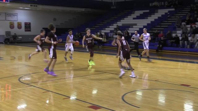Battle Creek Enquirer highlights of Harper Creek's win over Parma Western in I-8 boys basketball