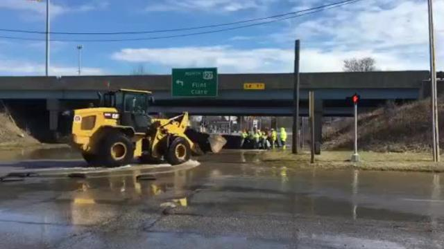 The worst flooding the Lansing region has experienced in decades created major disruptions in the lives of city and township residents.