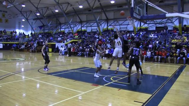 Battle Creek Central beats city rival Lakeview in boys hoops at Fieldhouse