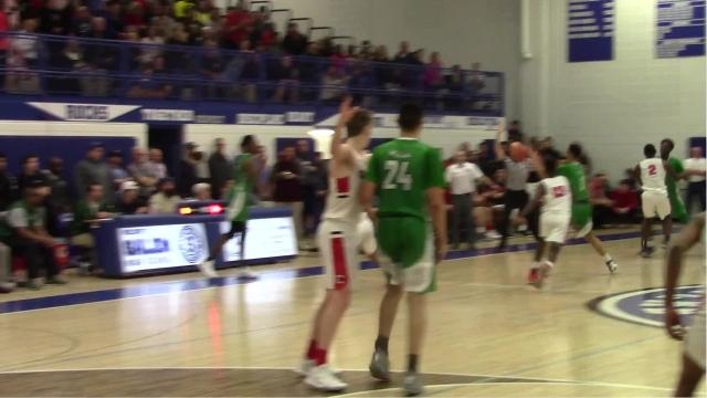Novi defeats Canton on last-second basket