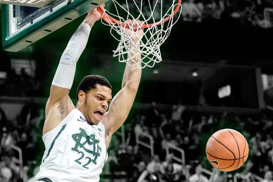 The Michigan State men's basketball team is gearing up for its 21st-straight appearance in the NCAA Tournament.