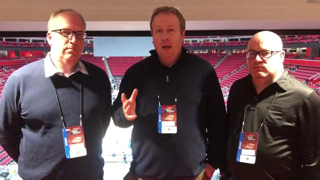 Lansing State Journal columnist Graham Couch, Detroit Free Press / LSJ MSU beat writer Chris Solari and Free Press columnists Shawn Windsor analyzed why Michigan State lost to Syracuse and what was missing this season.