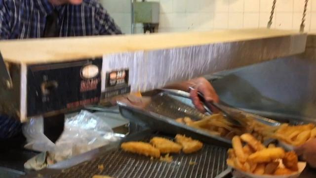 Fish and Chips restaurant in Lansing closing