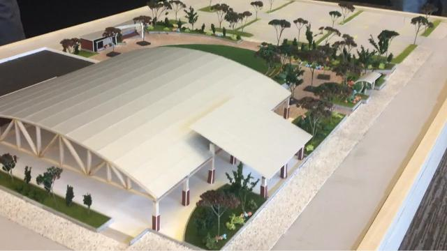 In 2015, officials with St. Clair County, which owns the building at 318 Grand River Ave., considered a pavilion and park-like outdoor gathering space for the site. Three years later, Port Huron is bringing the concept back, and City Manager James Freed said he has much of the funding lined up for a project that could cost up to $2 million.