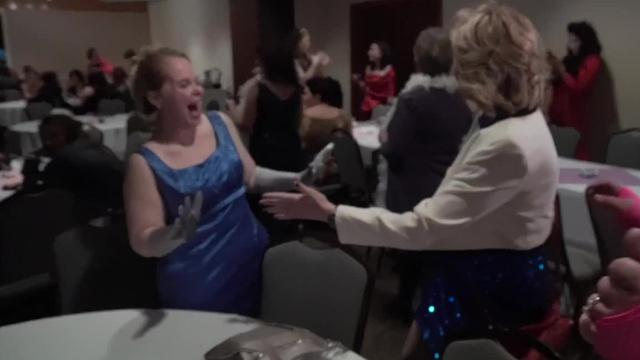 Since 2006 local moms have gathered for an evening of good times and raising money for a good cause.