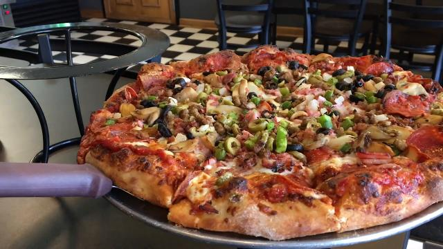 Enquirer's Bill Broderick visits  new place in Marshall Five Star Pizza for another edition of Bill's Bites