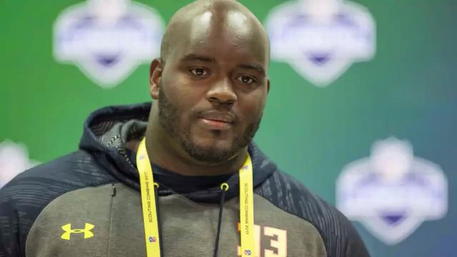 Video: Taylor Moton - NFL draft prospect