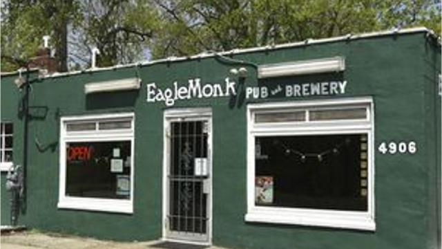 Sonia and Dan Buonodono have spent six years cultivating a loyal following at their small, English-style pub and brewery, EagleMonk Pub and Brewery.