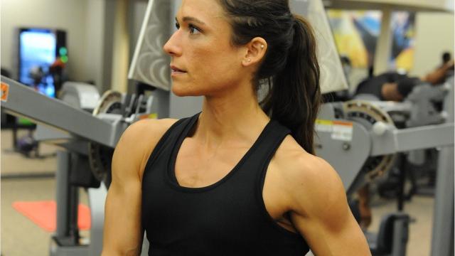 Thurston alum Megan Schulz talks about world of female bodybuilding