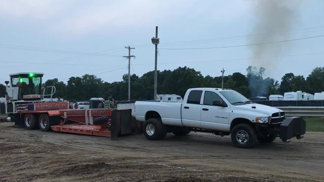 Watch: Calhoun County Fair Truck Pulls