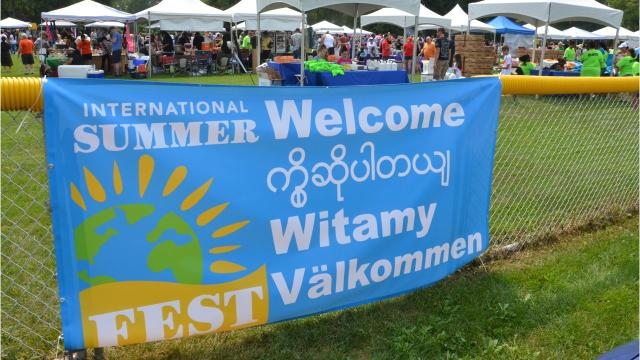 Battle Creek's International SummerFest was first held in 1975 to promote and celebrate the city's cultural diversity.