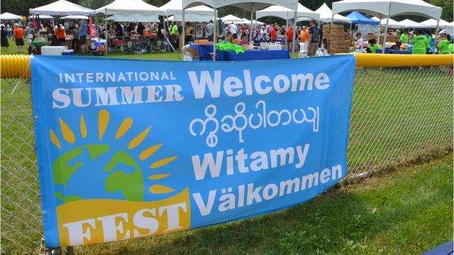 Watch: International SummerFest