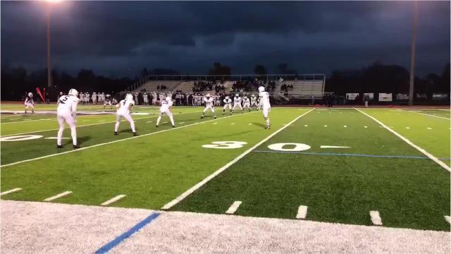 Highlights from the East Lansing vs. Okemos high school football game on Friday, Oct. 19, 2018.