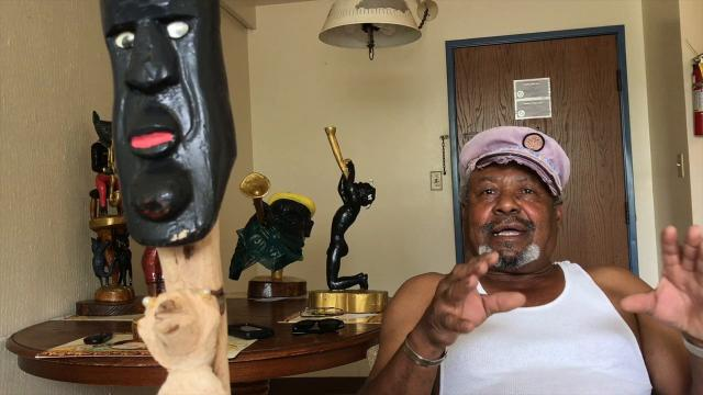 Jackson wood sculptor Decell Watts wants to pass his craft on to the next generation and keep the art alive.