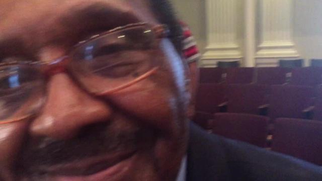 First African-American legislator since Reconstruction. Robert Clark, and son Bryant Clark