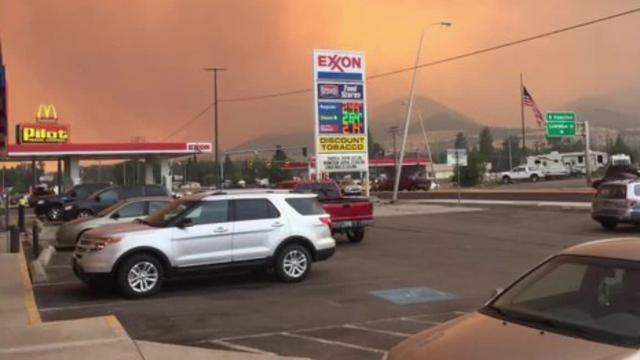 Mississippi firefighters talk about going to Montana to aid in wildland firefighting efforts.