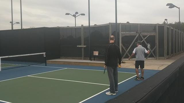 Country Club of Jackson members dive into the competitive world of pickleball.