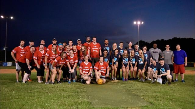 Jacksonian Cody Walker of the Great Balls of Fire kickball team talks about what playing in the Jackson Adult Kickball and Social Services league means to him. Courtesy images: Sarah Warnock, Mallory Kay Palmertree, Jamie Meadows Carpenter.