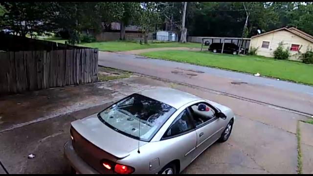 Jackson police released this surveillance video of suspects wanted for an Aug. 28, 2017 house burglary.