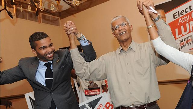 Both Jackson mayors shared political points and certain delivery styles for their vision for the city. While the father and son duo agreed on many aspects, they also retain their own unique perspectives.