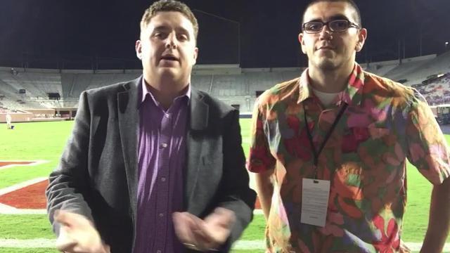 Sports editor Hugh Kellenberger and Ole Miss beat writer Antonio Morales talk about the Rebels' 47-27 win against South Alabama on Saturday.