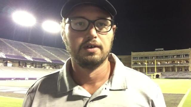 Jackson State beat writer wraps up a forgettable night for the Tigers in their season-opener against TCU